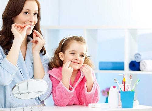 سوالات متداول درباره استفاده از نخ دندان