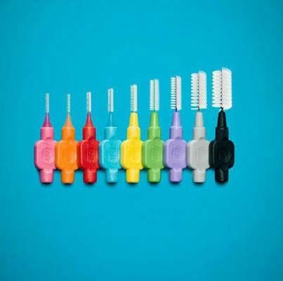 مسواکهای بین دندانی