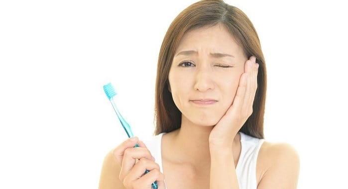 علت حساسیت دندان