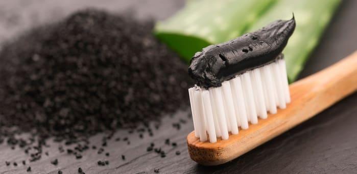معایب خمیر دندان زغالی
