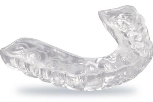 نایت گاردهای سخت از انواع محافظ دندان قروچه