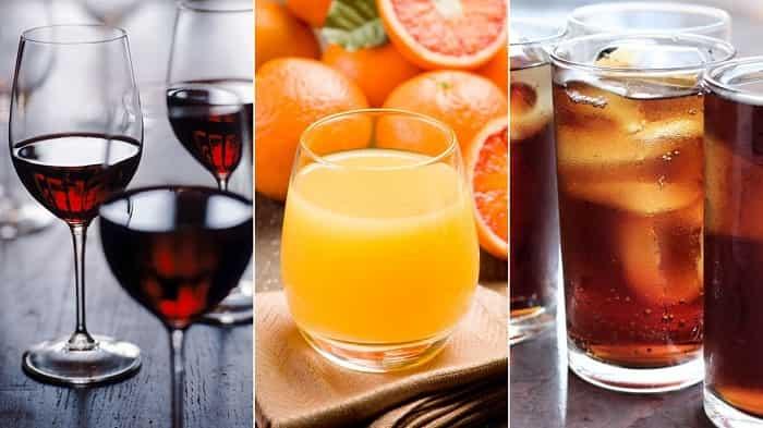 نوشیدنیهایی مضر برای سلامت دندان