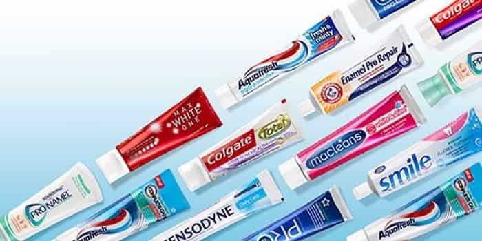 چگونگی انتخاب خمیر دندان مناسب